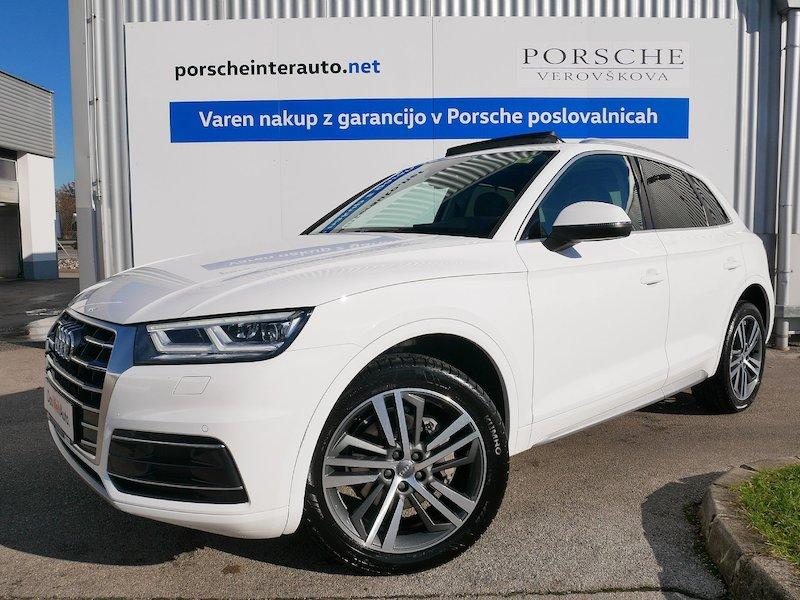 Audi Q5 quattro 2.0 TDI Design S tronic - SLO