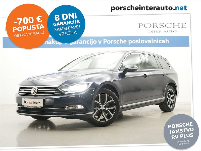 Volkswagen Passat Variant 4motion 2.0 TDI BMT Highline