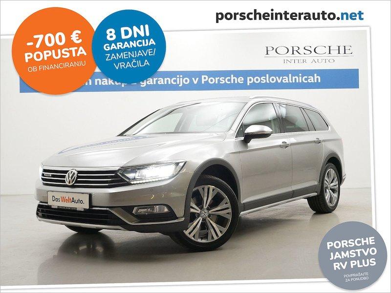 Volkswagen Passat Alltrack 4motion 2.0 TDI BMT DSG