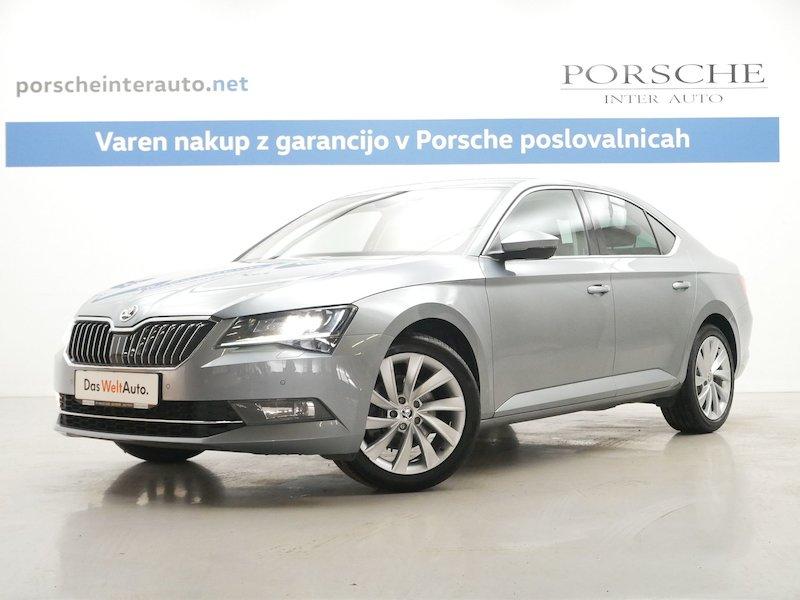 Škoda Superb 2.0 TDI Style DSG - V PRIHODU