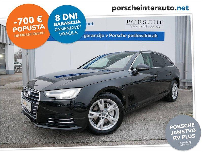 Audi A4 Avant quattro 2.0 TDI Sport S tronic - SLO