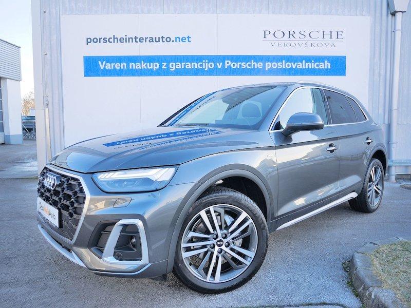 Audi Q5 quattro 40 TDI S line S tronic - SLOVENSKO VOZILO
