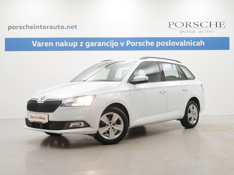 Škoda Fabia Combi 1.0 TSI Ambition