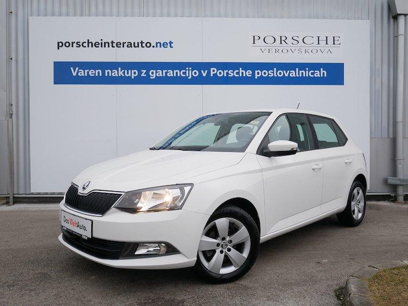 Škoda Fabia 1.4 TDI Ambition - SLOVENSKO VOZILO