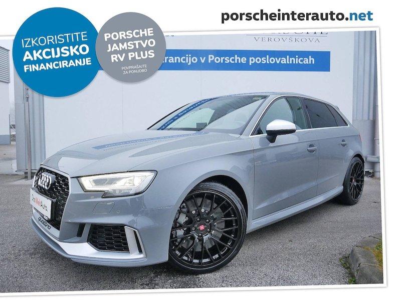 Audi RS3 Sportback quattro 2.5 TFSI S tronic-KERAMIČNE ZAV.
