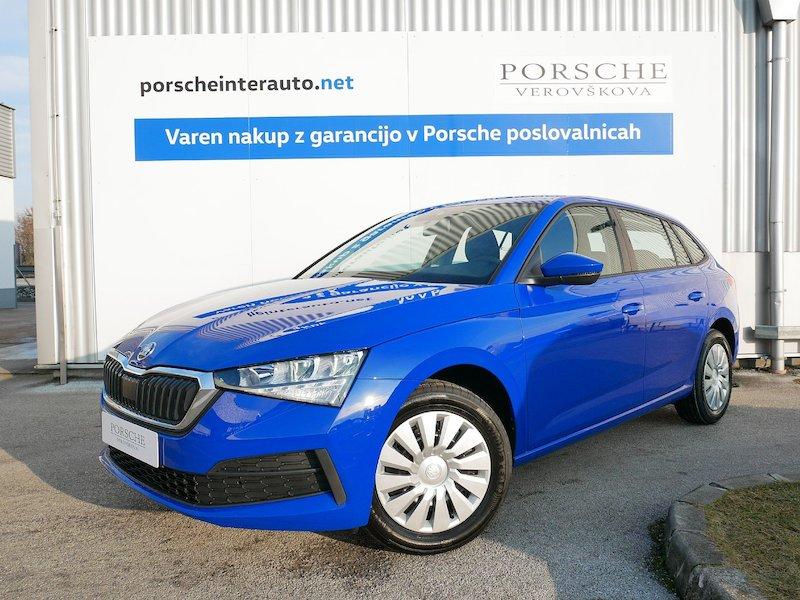 Škoda Scala 1.0 TSI Easy