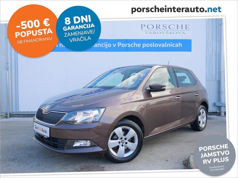 Škoda Fabia 1.2 TSI Ambition - SLOVENSKO VOZILO