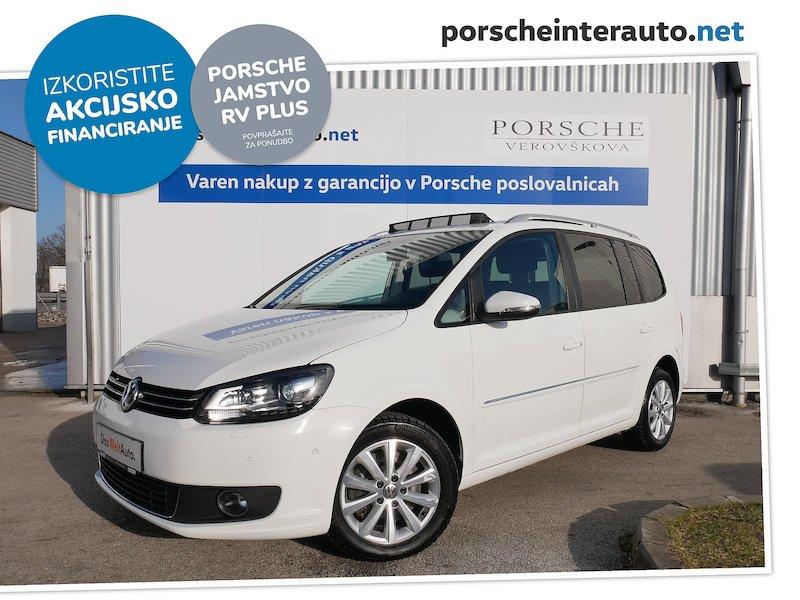 Volkswagen Touran 2.0 TDI Highline Sky - SLOVENSKO VOZILO