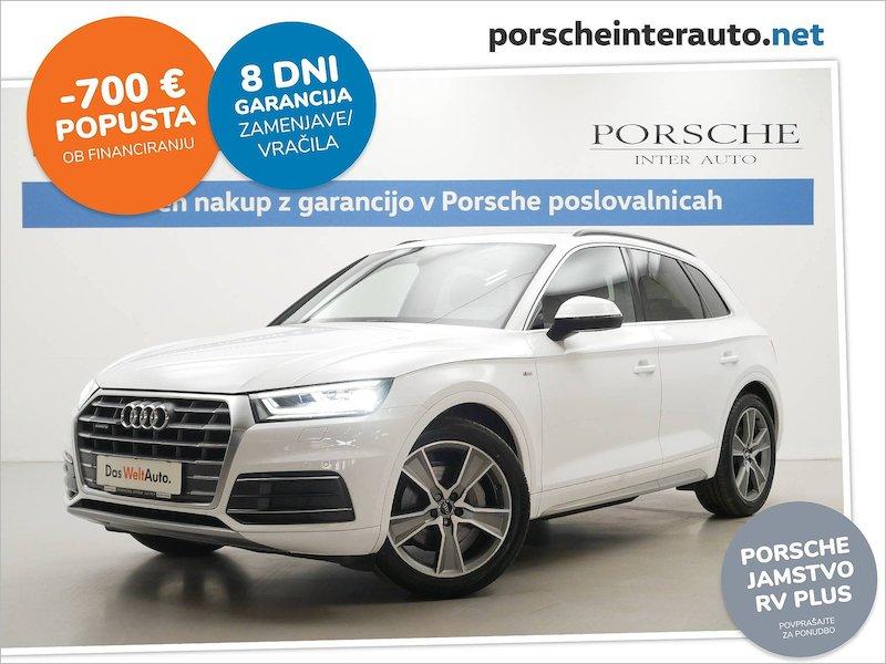 Audi Q5 quattro 2.0 TDI Sport S tronic