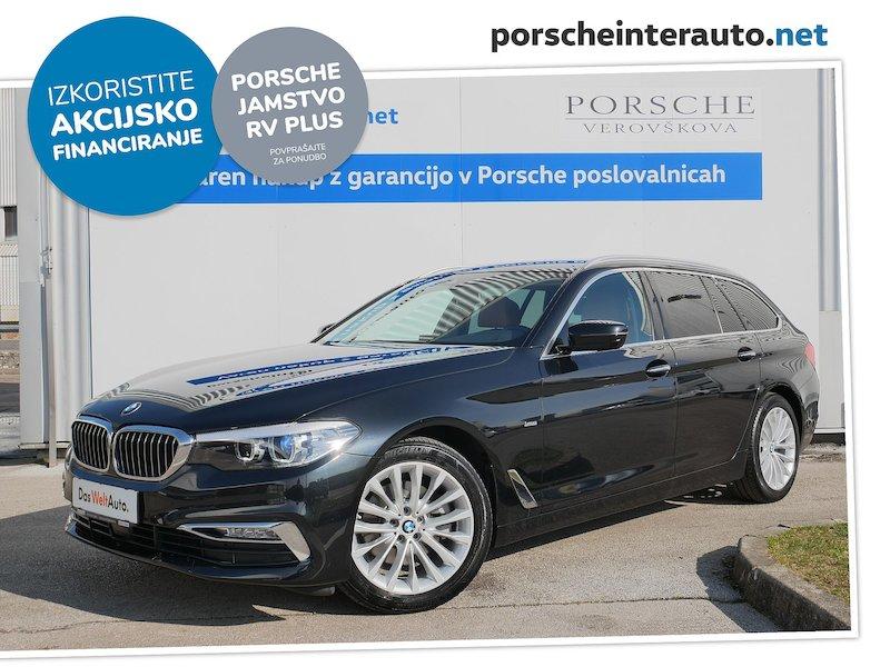 BMW serija 5 520d xDrive Touring Avt. Luxury Line