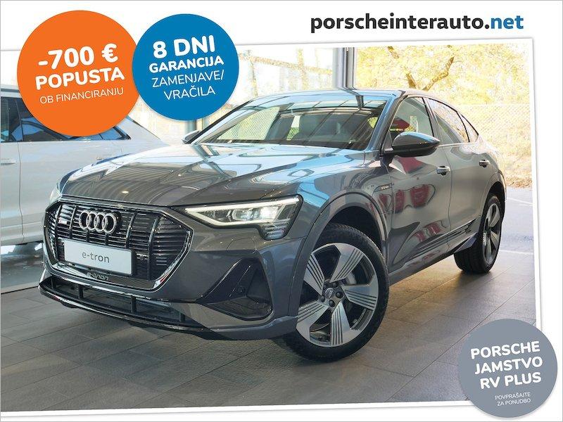 Audi e-tron e-tron Sportback 50 quattro