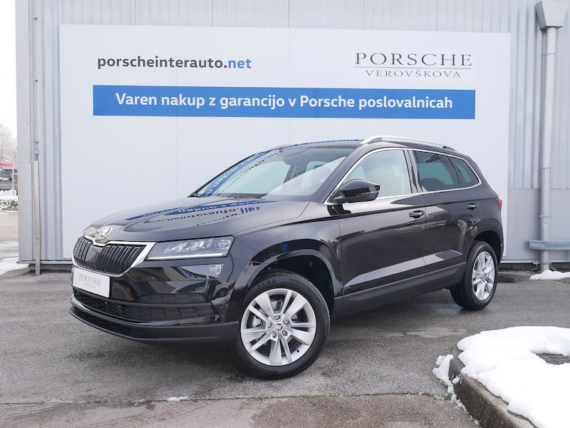 Škoda Karoq 1.5 TSI ACT Style - VLEČNA KLJUKA