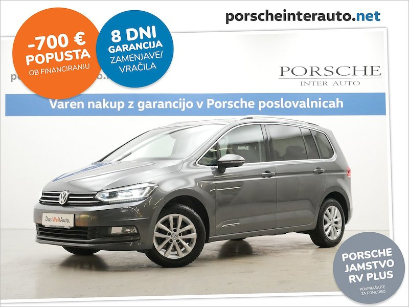 Volkswagen Touran 2.0 TDI BMT Highline