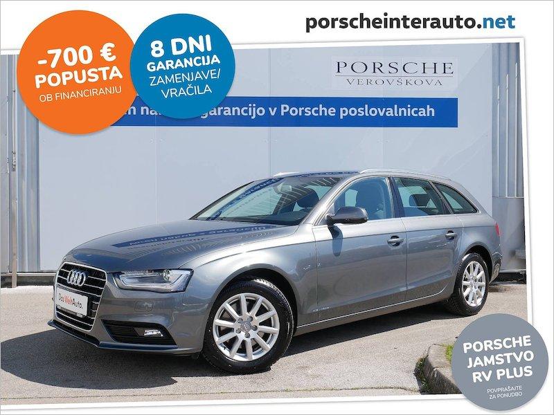Audi A4 Avant 2.0 TDI clean diesel Style -SLOVENSKO VOZILO