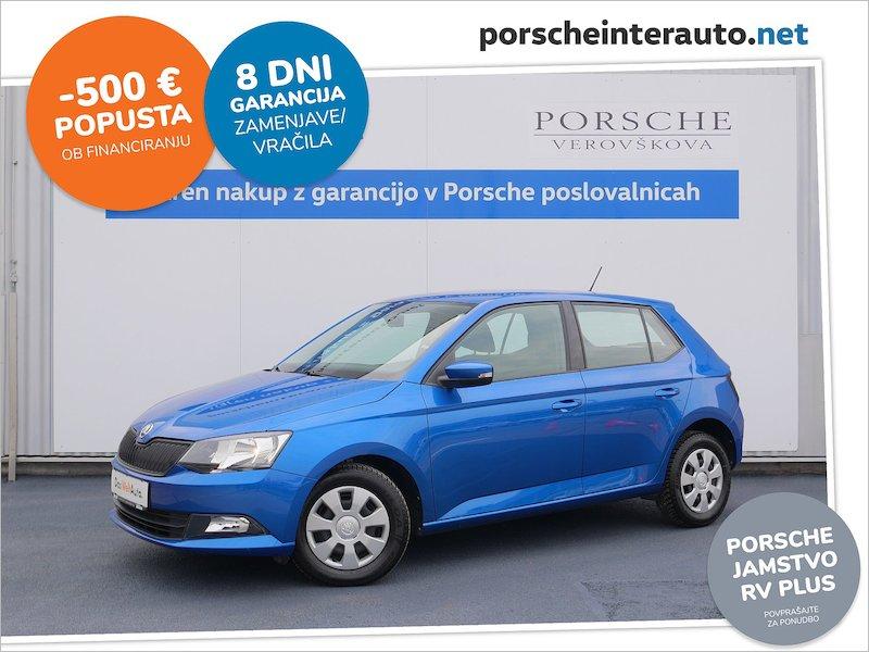 Škoda Fabia 1.2 TSI Easy - SLOVENSKO VOZILO
