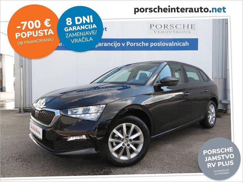 Škoda Scala 1.5 TSI ACT Ambition DSG - SLOVENSKO VOZILO