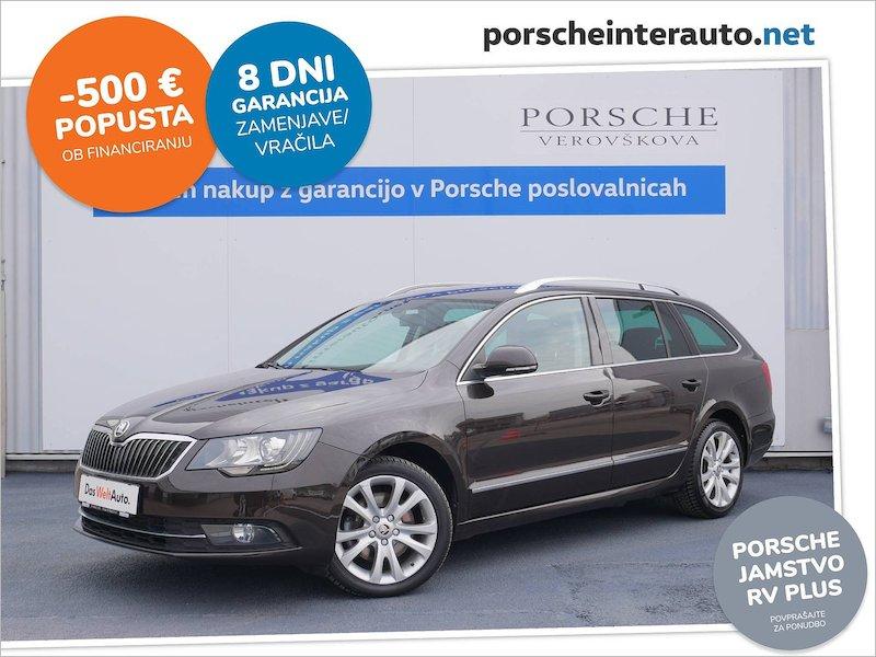 Škoda Superb Combi 2.0 TDI Ambition - SLOVENSKO VOZILO