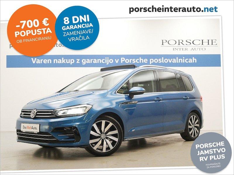 Volkswagen Touran 2.0 TDI BMT R-line