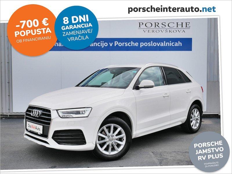 Audi Q3 2.0 TDI Sport Style - SLOVENSKO VOZILO