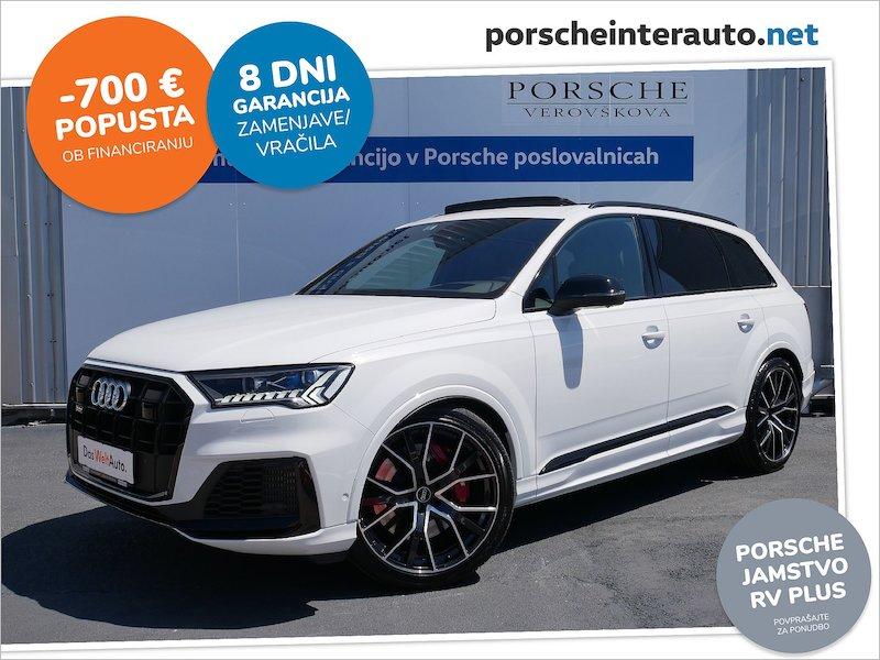 Audi SQ7 - LED MATRIX - VL. KLJUKA - SLOVENSKO VOZILO