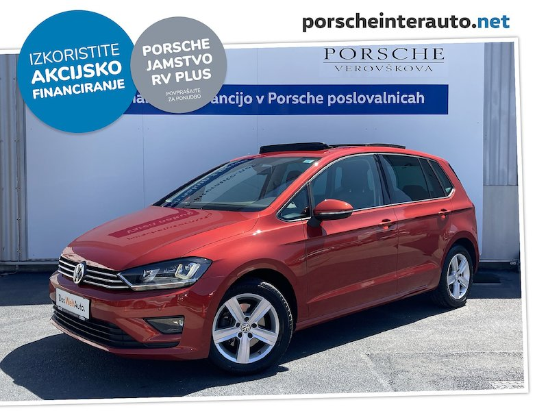 Volkswagen Golf Sportsvan 1.4 TSI BMT Highline DSG - SLOVENSKO VOZILO