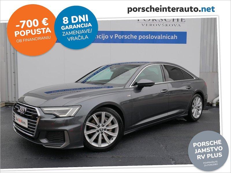 Audi A6 50 TDI quattro Tiptronic S line - SLOVENSKO VOZILO