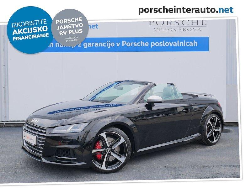 Audi TT S 2.0 TFSI quattro S tronic - SLO
