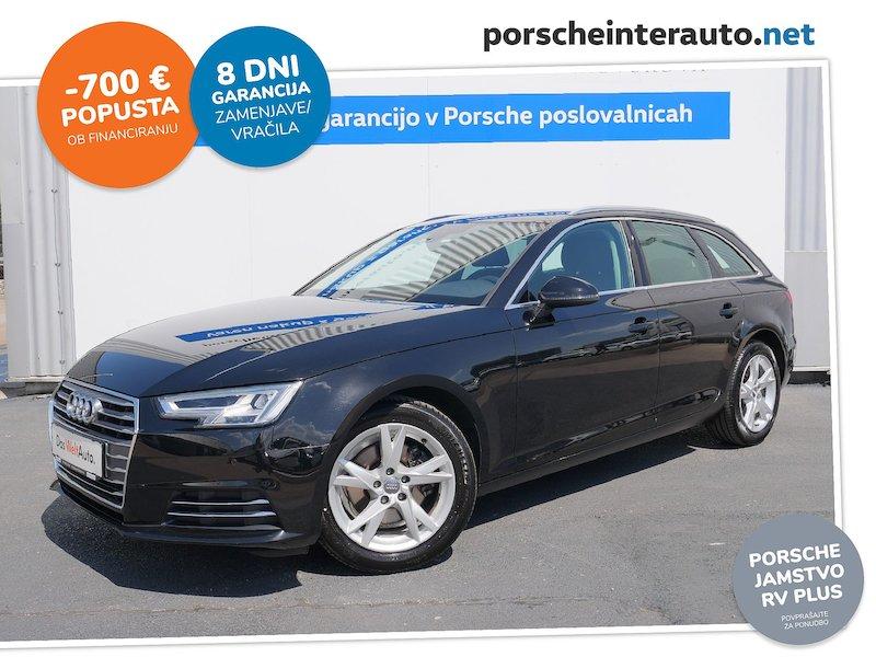 Audi A4 Avant 2.0 TDI Sport - SLOVENSKO VOZILO