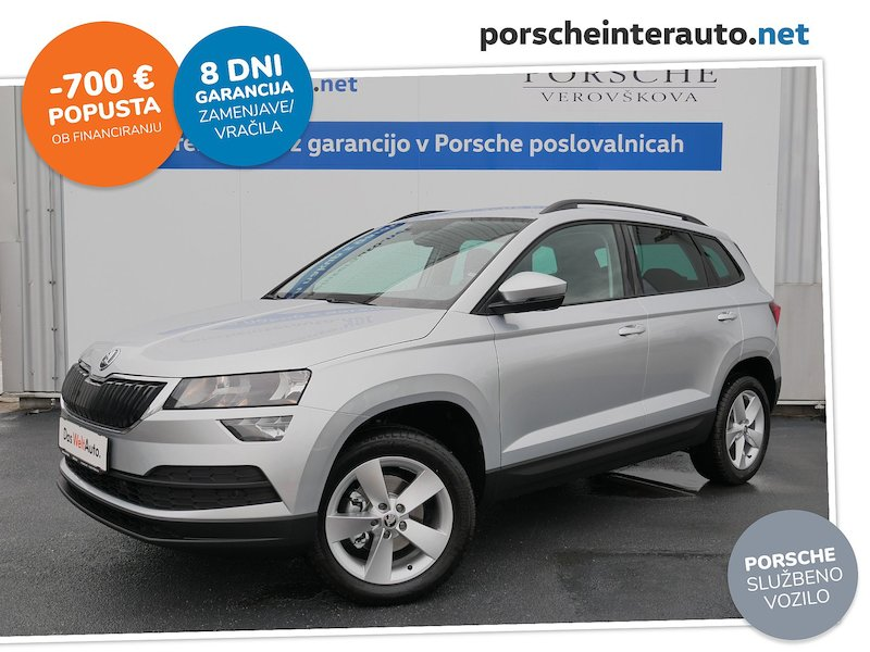 Škoda Karoq 1.0 TSI Ambition - SLOVENSKO VOZILO