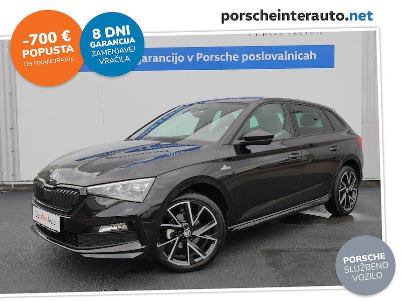 Škoda Scala 1.0 TSI Monte Carlo - SLOVENSKO VOZILO