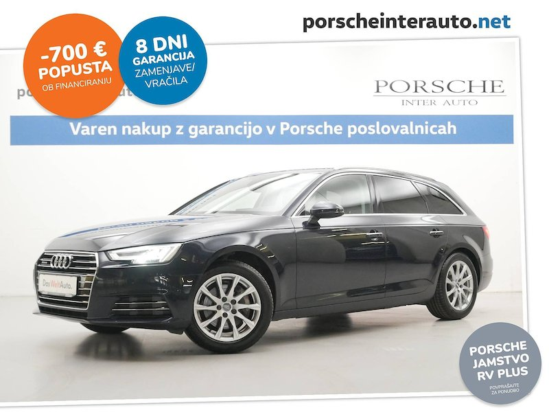 Audi A4 Avant quattro 2.0 TDI Design S tronic