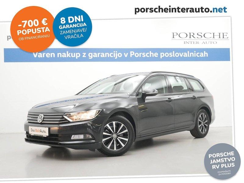 Volkswagen Passat Variant 1.6 TDI BMT Trendline