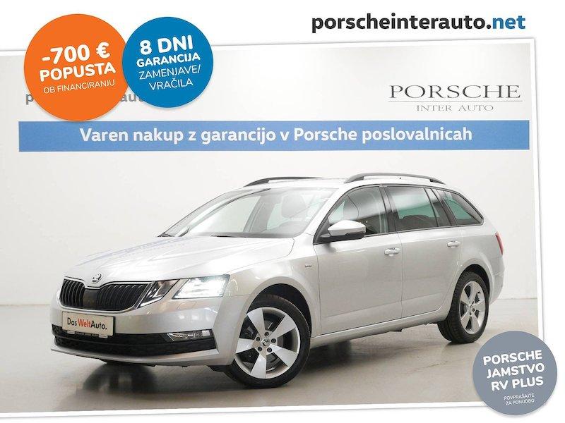 Škoda Octavia Combi 2.0 TDI Ambition