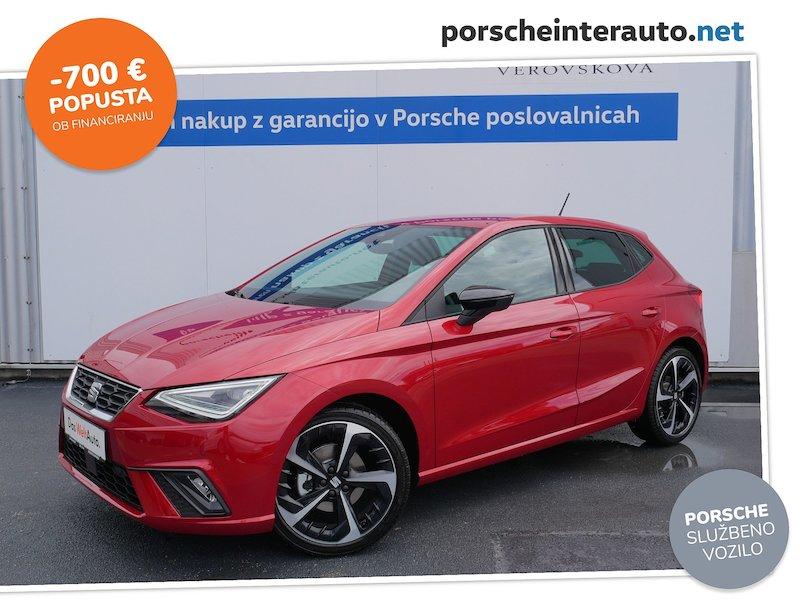 Seat Ibiza 1.0 TSI FR DSG - NOVI MODEL - MOŽNOST NAROČILA