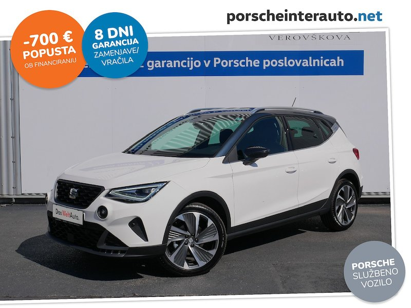 Seat Arona 1.0 TSI FR DSG - NOVI MODEL - SLOVENSKO VOZILO