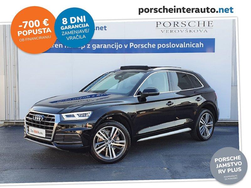 Audi Q5 quattro 2.0 TDI S tronic - PANORAMA - SLO