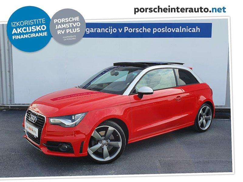 Audi A1 2.0 TDI Exclusive S line - SLOVENSKO VOZILO