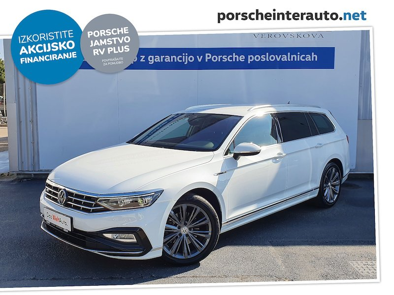 Volkswagen Passat Variant 2.0 TDI BMT DSG R-Line - SLOVENSKO VOZILO