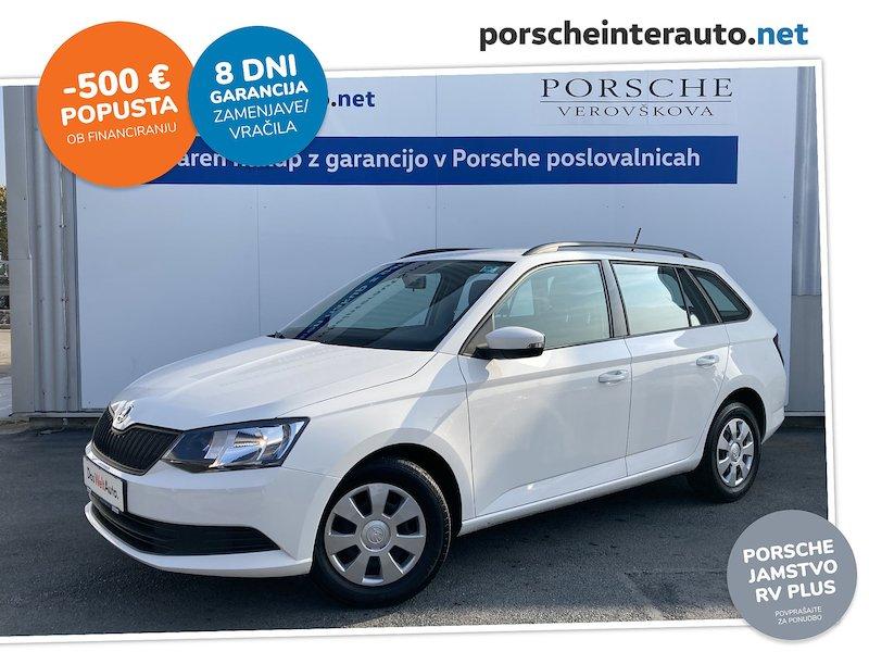 Škoda Fabia Combi 1.2 TSI Active - SLOVENSKO VOZILO