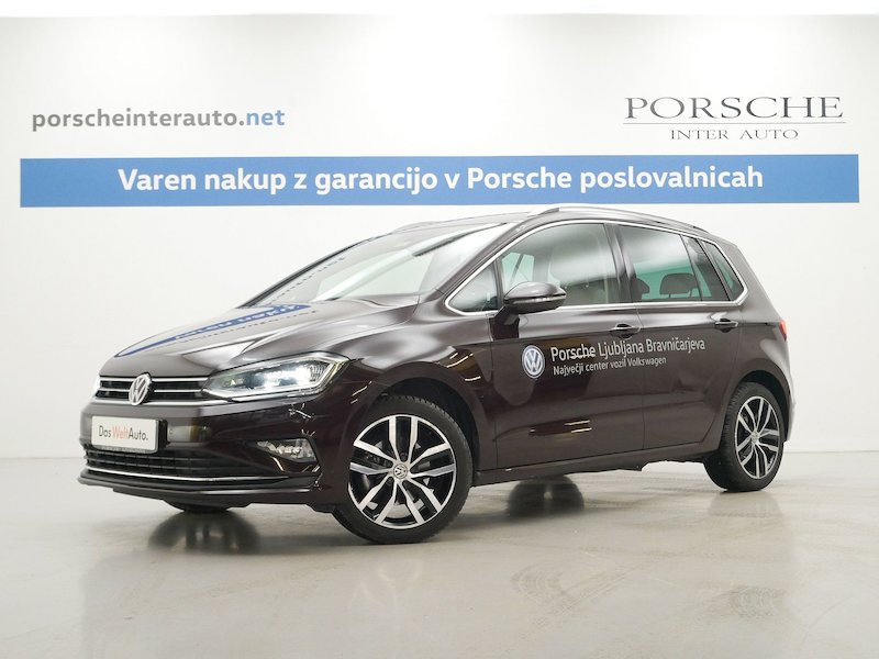 Volkswagen Golf Sportsvan 1.6 TDI Highline