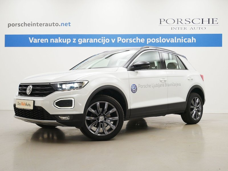 Volkswagen T-Roc 1.6 TDI BMT Style SLOVENSKO VOZILO