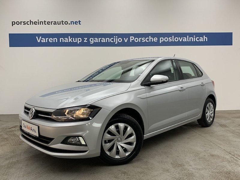 Volkswagen Polo Comfortline 1.6 TDI SLOVENSKO VOZILO