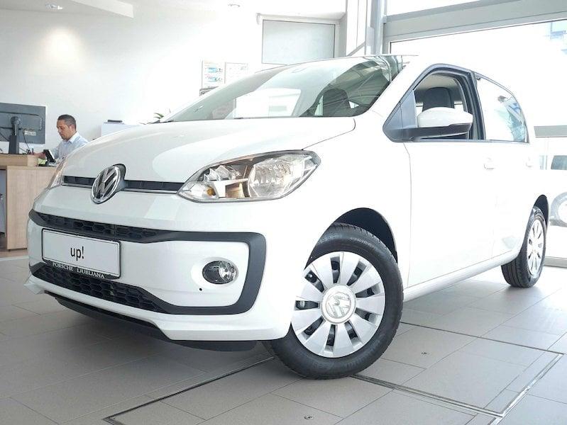 Volkswagen Up! move up  1.0 BMT