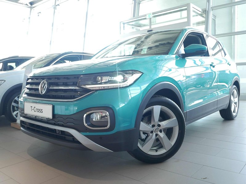 Volkswagen T-Cross Style 1.0 TSI