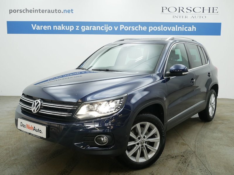 Volkswagen Tiguan 2.0 TDI 4motion BMT Track Style DSG