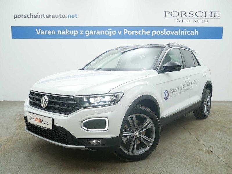 Volkswagen T-Roc 2.0 TDI BMT Sport SLOVENSKO VOZILO
