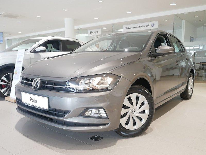 Volkswagen Polo 1.0 Life SLOVENSKO VOZILO