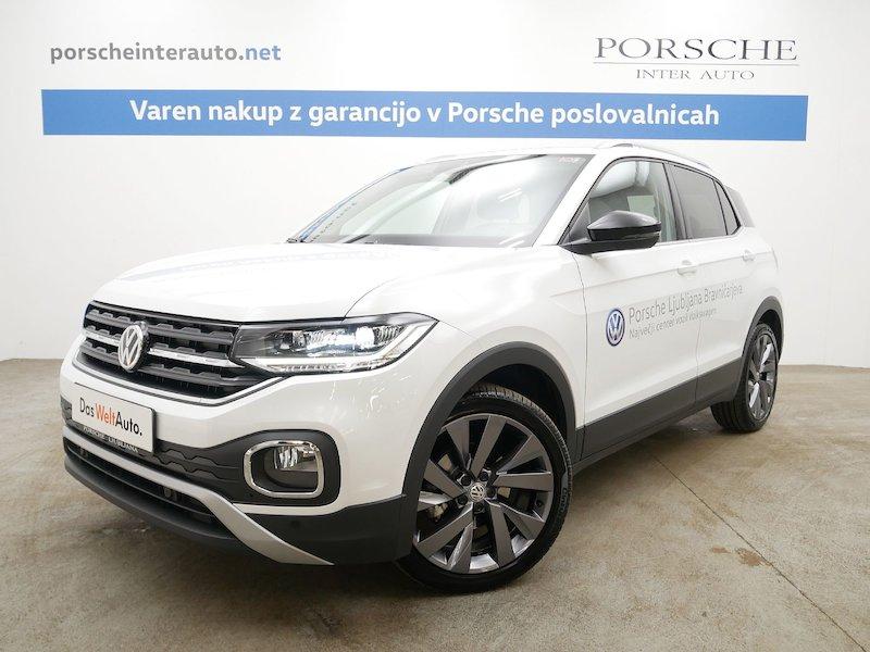 Volkswagen T-Cross 1st Edition 1.0 TSI SLOVENSKO VOZILO