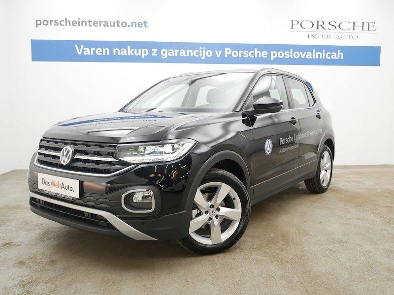 Volkswagen T-Cross Style 1.6 TDI SLOVENSKO VOZILO