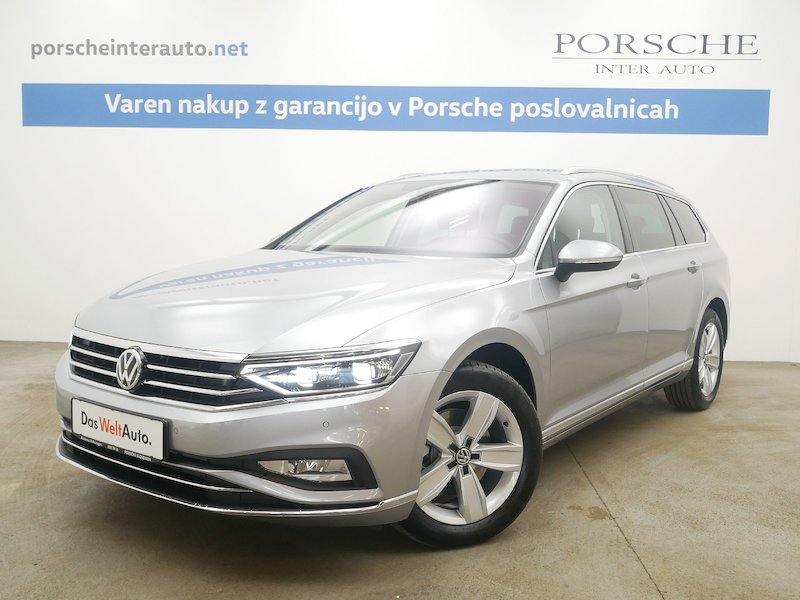 Volkswagen Passat Variant Elegance 2.0 TDI
